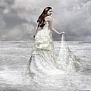 Whispered Waves Art Print