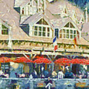 Whistler One Art Print by Dale Stillman