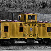White Haven - Union Pacific Art Print