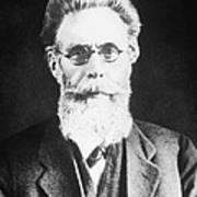 Wilhelm Roentgen, German Physicist Art Print
