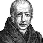 Wilhelm Von Humboldt Art Print