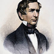 William Henry Seward Art Print