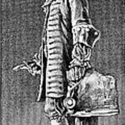 William Penn Statue, 19th Century Art Print