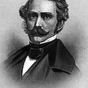William T. G. Morton, American Dentist Art Print