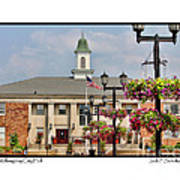 Willoughby City Hall Art Print