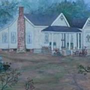Wilson Homestead Art Print