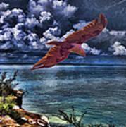 Wind Beneath My Wings Art Print