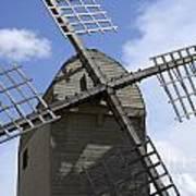 Windmill 10 Art Print