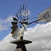 Windmill 2 Art Print
