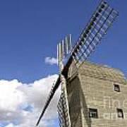 Windmill 7 Art Print