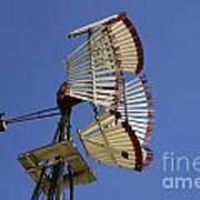 Windmill 8 Art Print