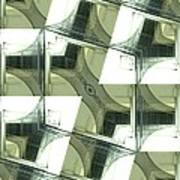 Window Mathematical  Art Print