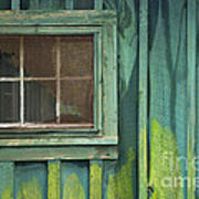 Window To The Past - D007898 Art Print by Daniel Dempster