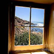 Window View 2 Art Print