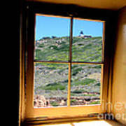 Window View 3 Art Print