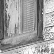 Window With Screen Art Print