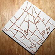 Windows - Tile Art Print