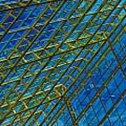 Windows And Reflections No.1058 Art Print