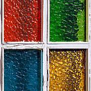 Windows Art Print by Carlos Caetano