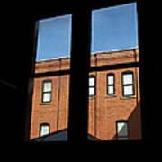 windows of Grace Art Print
