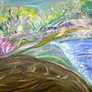 Wistful Dreams Art Print