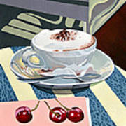 Wittenberg Cappucino Art Print