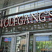 Wolfgangs Reflections Art Print