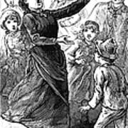Woman Preaching, 1888 Art Print