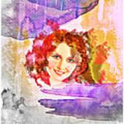 Woman's Soul Part 2 Art Print