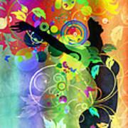 Wondrous 2 Art Print