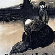 World War I, Poster Showing A Mother Art Print by Everett