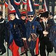 World War I: Veterans Art Print