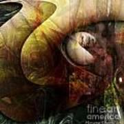Worm Hole Art Print by Monroe Snook