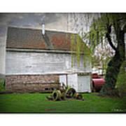 Wye Mill Art Print
