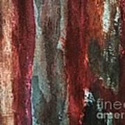 X Treme Texture Art Print by Marsha Heiken