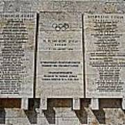 Xi. Olympic Games 1936 - Berlin Art Print
