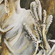 Yaddo Wheat Art Print