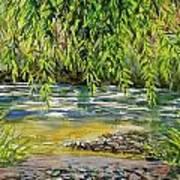 Yakima River Art Print