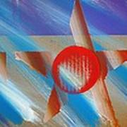 Yamaha Star Art Print