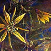 Yellow Passion Art Print