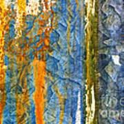 Yellow River Art Print