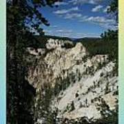 Yellowstone Np 007 Art Print