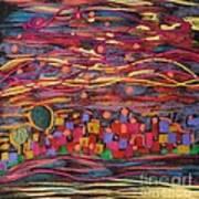 Yiskor Art Print