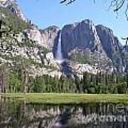 Yosemite National Park Usa Art Print
