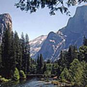 Yosemite Valley 3 Art Print