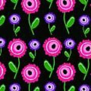 Young Florals  Art Print