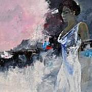 Young Girl 772130 Art Print