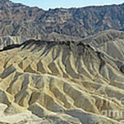 Zabriskie Point Art Print