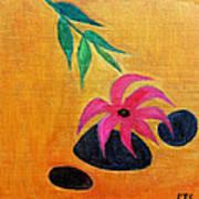 Zen Lounge Art Print