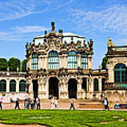 Zwinger Palace - Dresden Germany Art Print